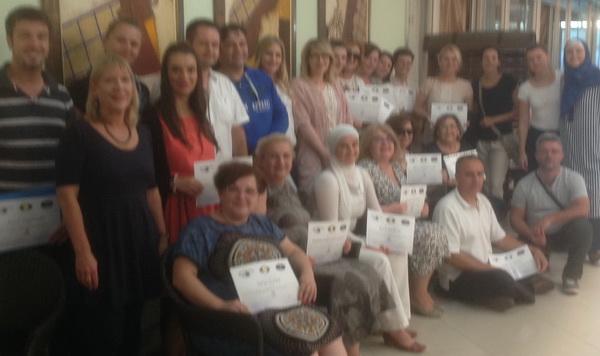 EMDR Training Bosnia Tuzla 2061 08