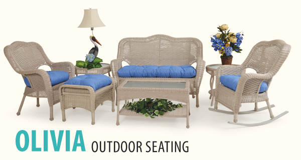Olivia Outdoor Seating