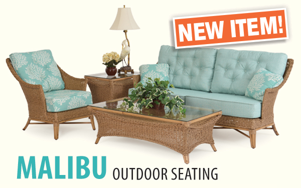 NEW! Malibu Outdoor Seating