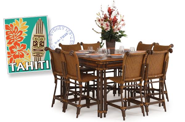 Tahiti Dining