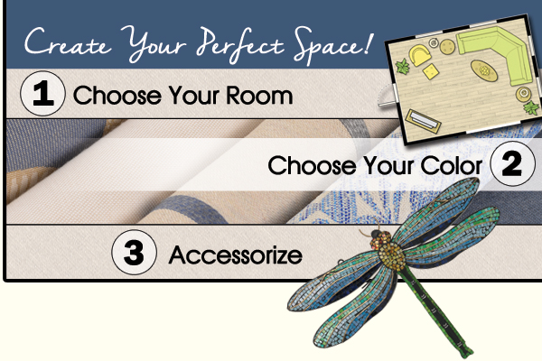 Create Your Perfect Space!