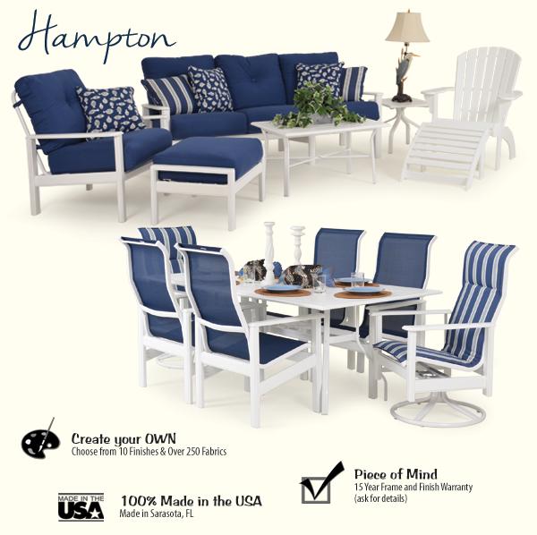 Hampton Seating & Dining