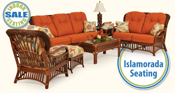 View Islamorada High Back Seating Collection