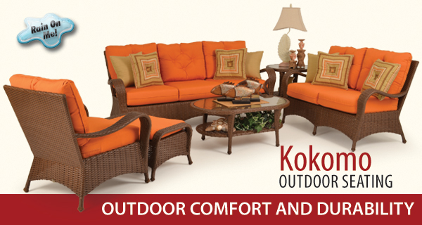 Kokomo Outdoor Seating