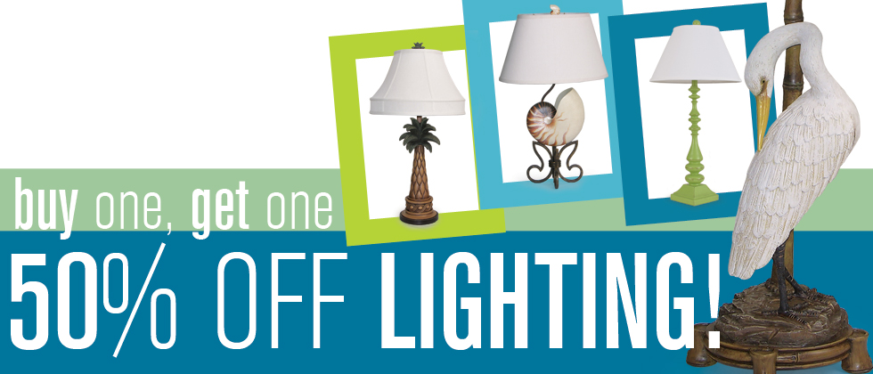 Super Lighting Sale!