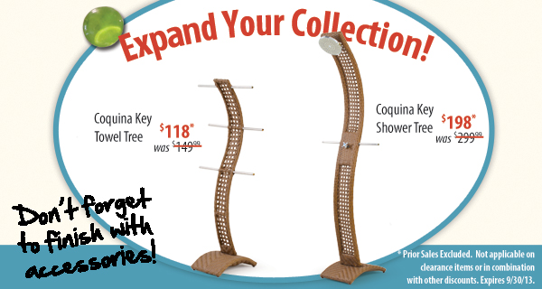 Coquina Key Outdoor Accessories