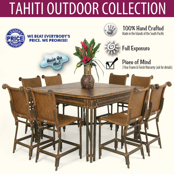 Tahiti Outdoor Collection