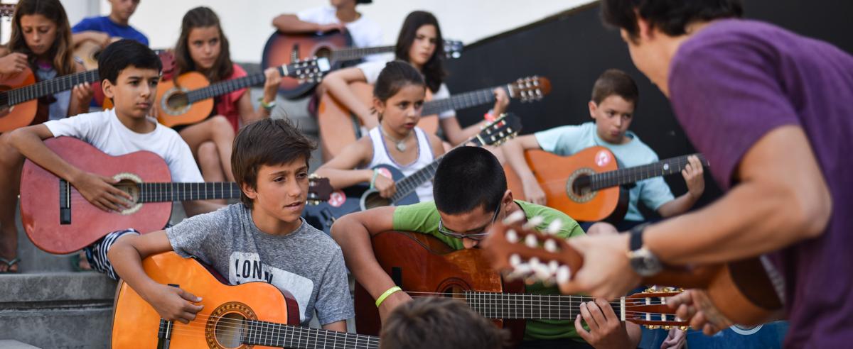 Campo de Guitarra