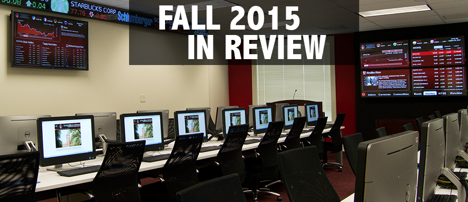 Fall 2015 In Review