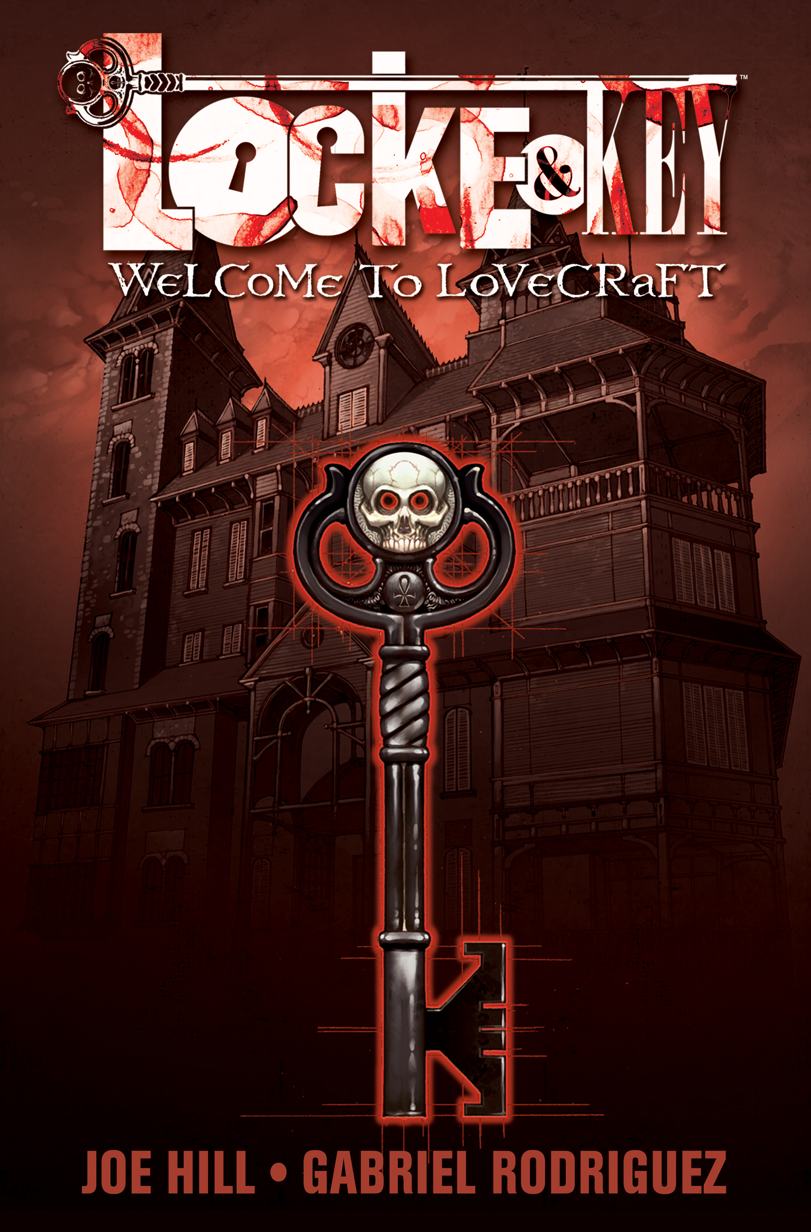 [Locke & Key: Welcome to Lovecraft]