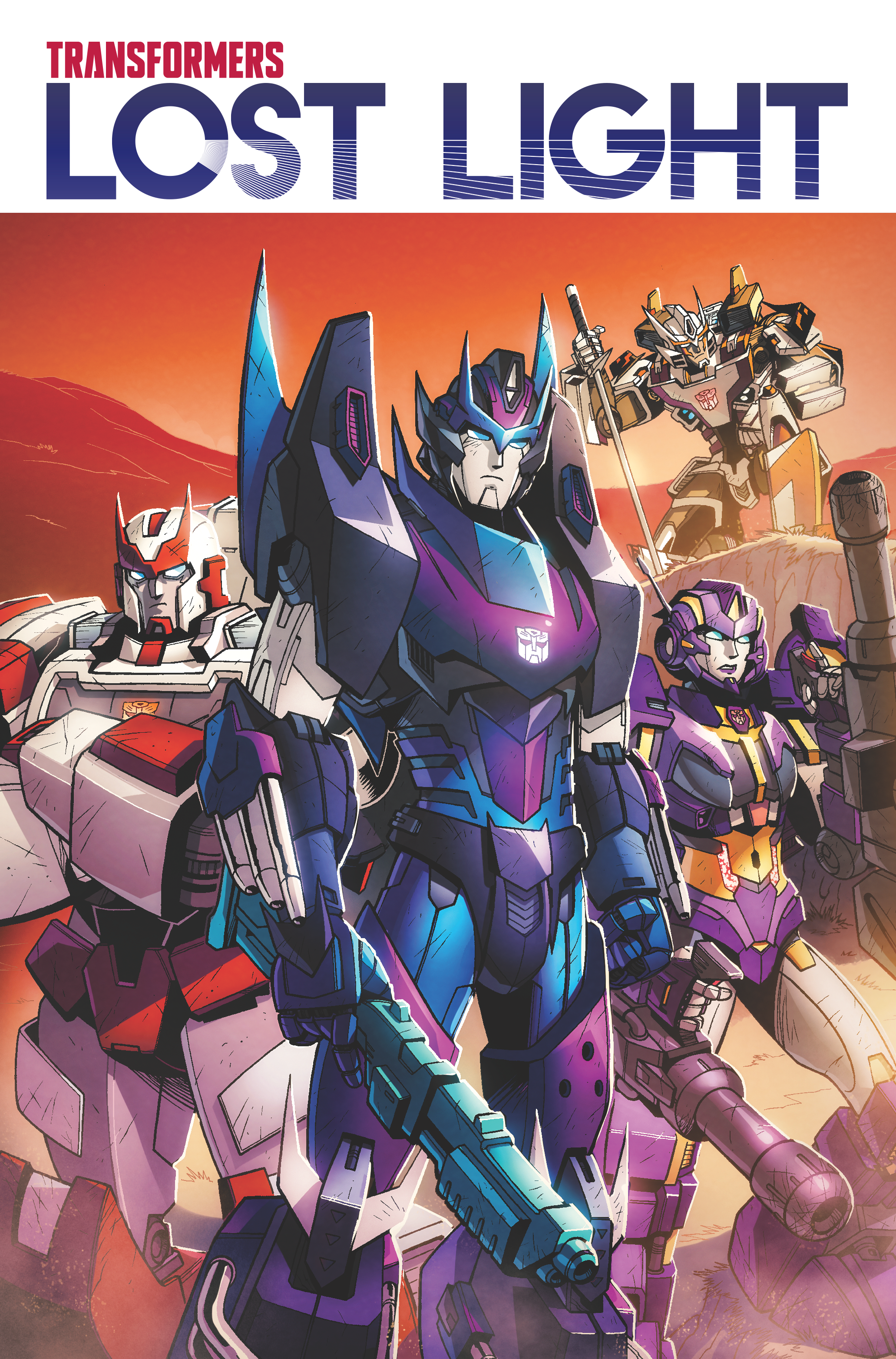 IDW Announces Post-Revolution Debuts