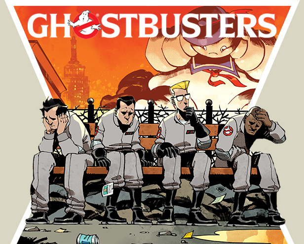 Ghostbusters And Transformers Deviations Are Here!