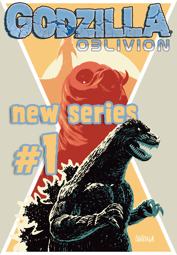 New Series Godzilla: Oblivion #1 Is Here!