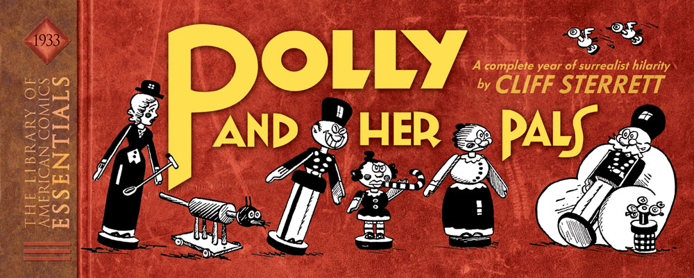 [Polly and her Pals Image]