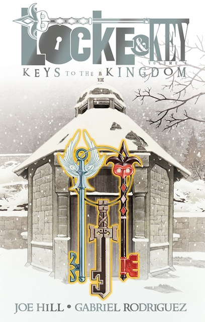 [Locke & Key Exclusive Cover]