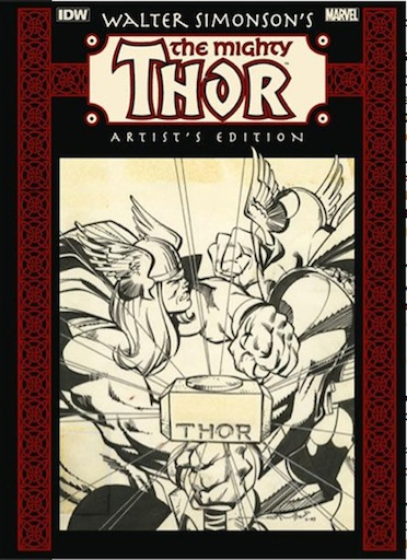 [Mighty Thor Cover]