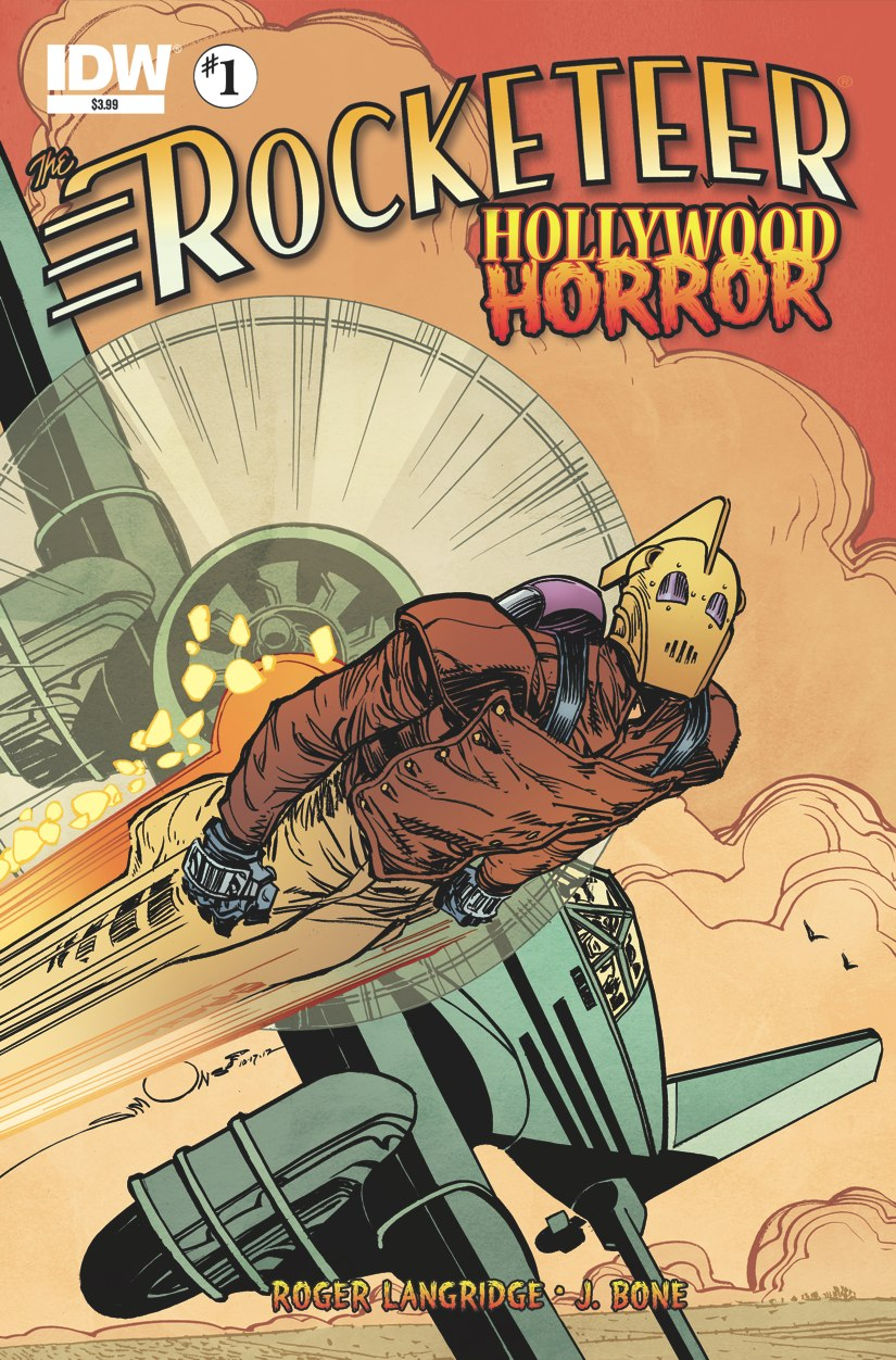 [Rocketeer Hollywood Horror Image]