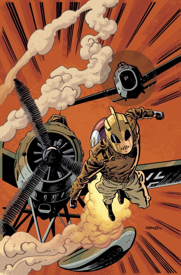 [Rocketeer: Cargo of Doom Image]