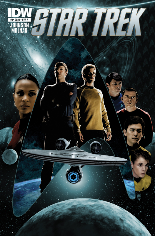 [Star Trek #1 cover A]