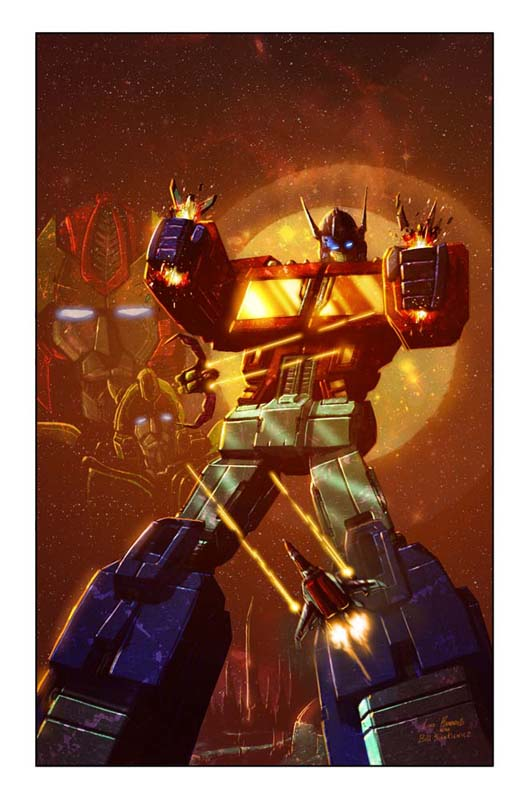 [TF: Death of Optimus Prime Cover1]
