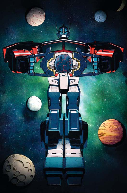 [TF: Death of Optimus Prime Cover2]