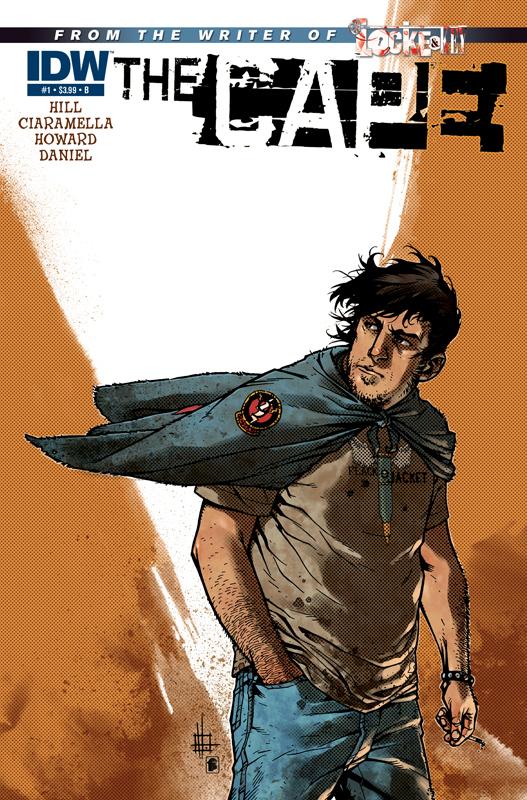 THE CAPE cover