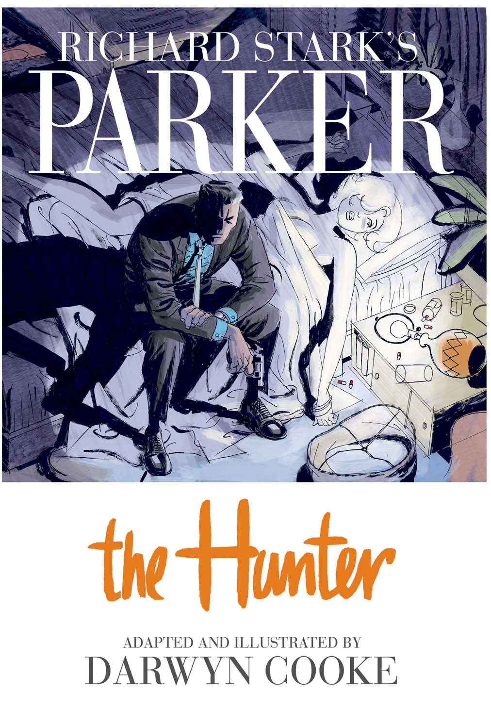 [Darwyn Cooke's The Hunter cover]
