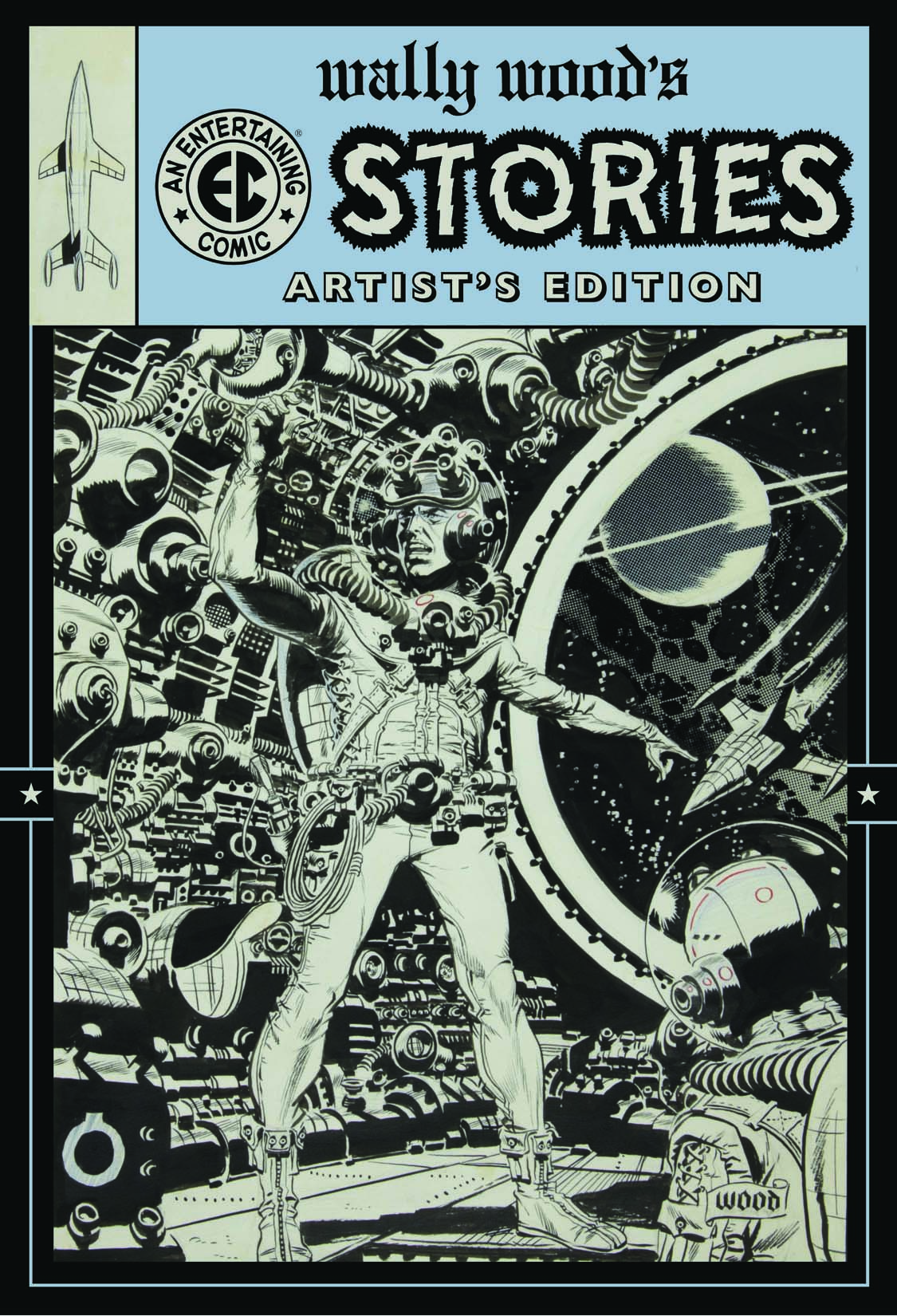 [Wally Wood Cover Image]