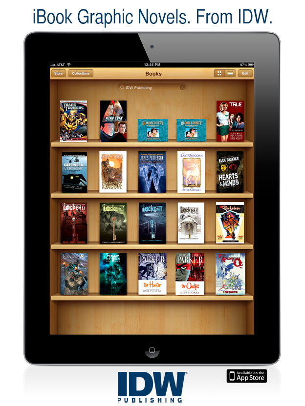 [iBook Shelf]