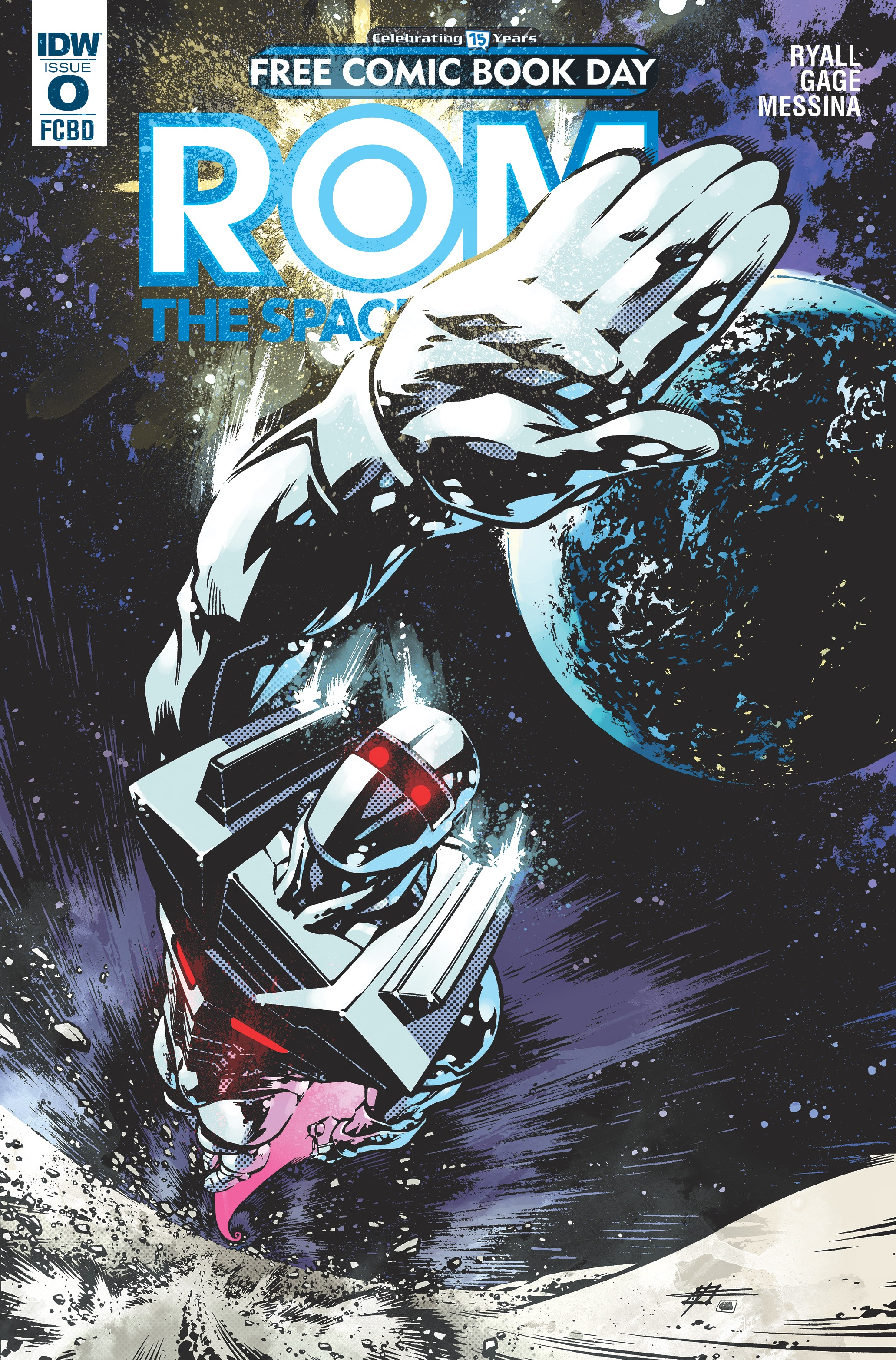 Rom the Space Knight Makes Triumphant Return to Comics!