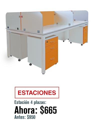 Estaciones de trabajo