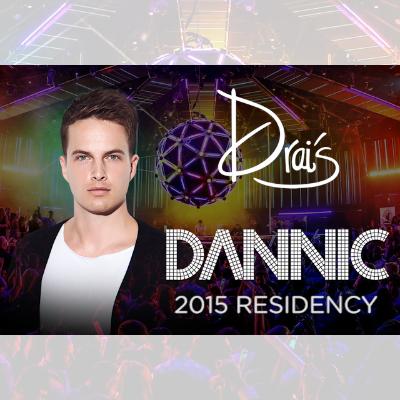 DJ Dannic Kicks off 2015 with New Vegas Residency at Drais
