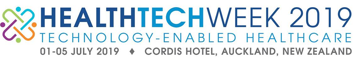 HealthTech Week logo