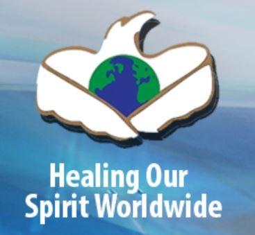 Healing Our Spirit Worldwide logo