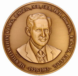 Liley medal
