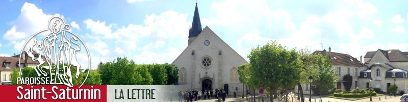 Saint-Saturnin - La Lettre