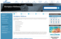 workplace wellness website
