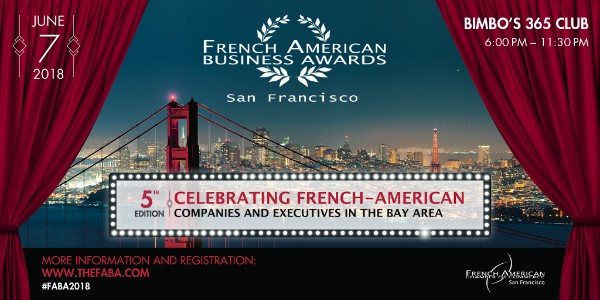 5th edition of the French-American Business Awards