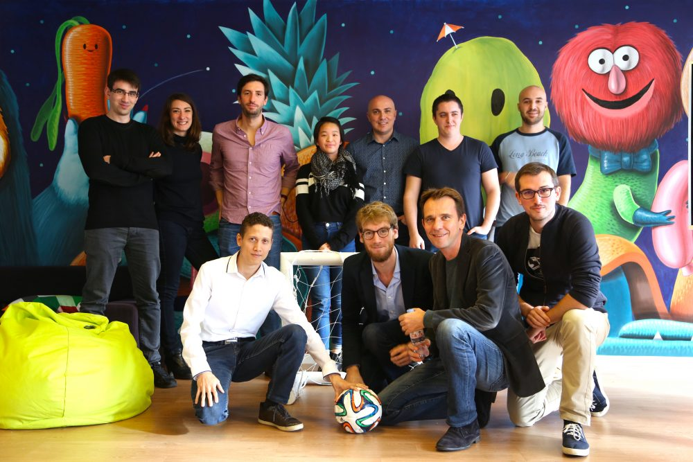 Andjaro's team