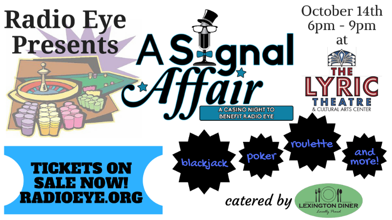 A Signal Affair logo - info below