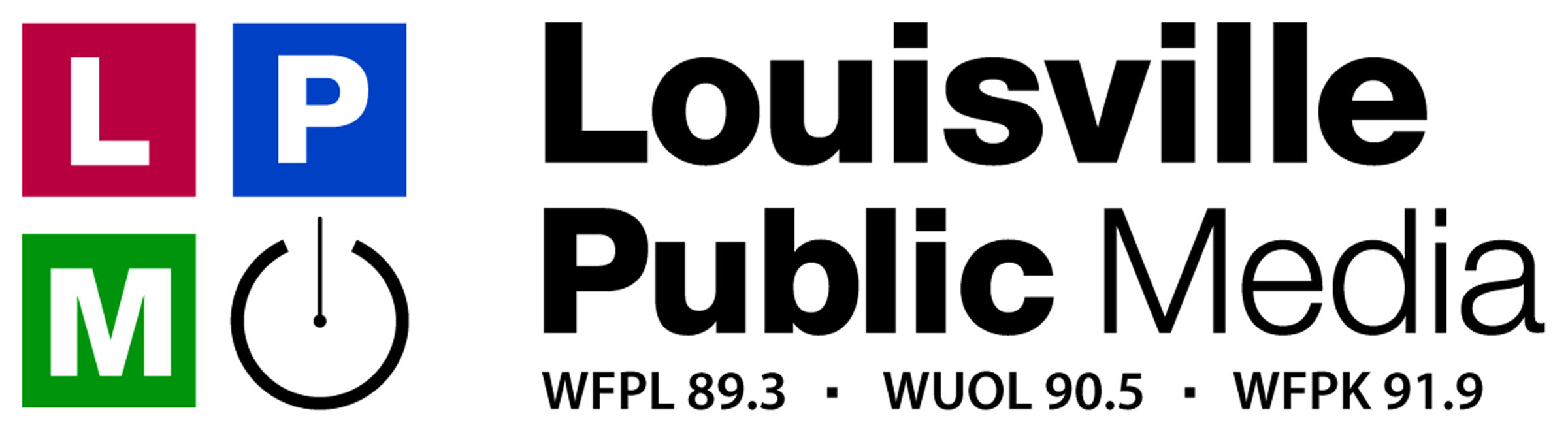 Louisville Public Media logo