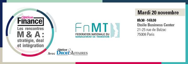 La FnMT est partenaire des « Rencontres M&A : stratégie, deal et intégration »