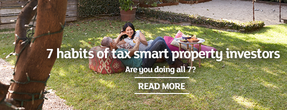 7 habits of tax smart property investors