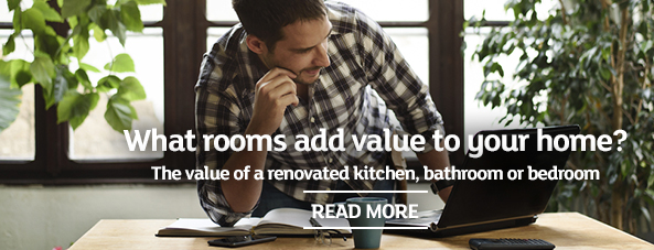 What rooms add value to your home?