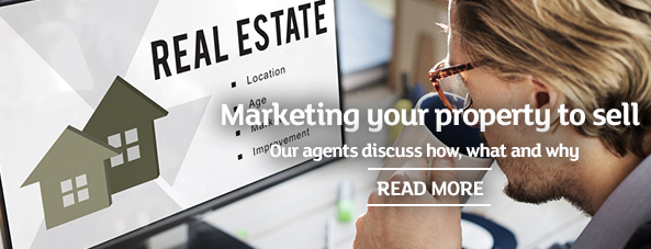 Marketing your property to sell