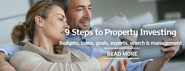 9 steps to property investing