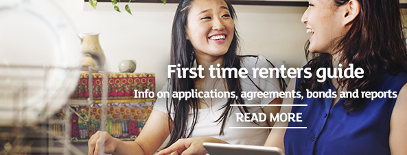 First time renters guide