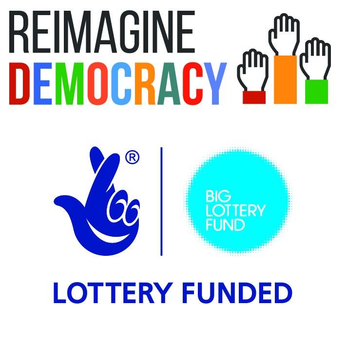 Reimagine Democracy - Lottery Funded