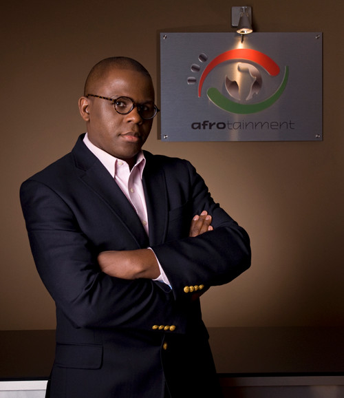 Yves Bollanga - Afrotainment channels founder