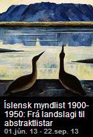 Íslensk myndlist 1900-1950